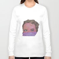 sister Long Sleeve T-shirts featuring sister by Elide G