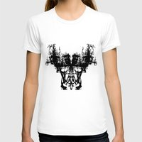 mask T-shirts featuring MASK by kartalpaf