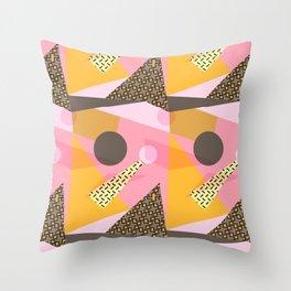 Ray Point Throw Pillow