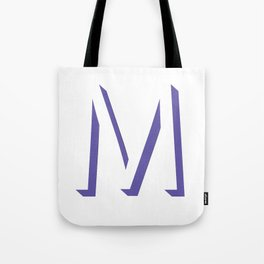 m is for melonie Tote Bag