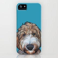 Seamus the Labradoodle Slim Case iPhone (5, 5s)