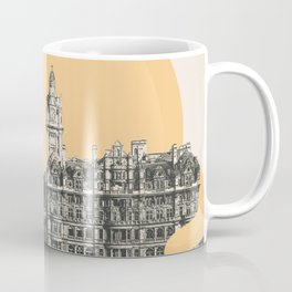 A Hug for Edinburgh Coffee Mug