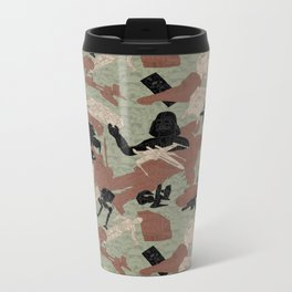 Endor Battle Camo Metal Travel Mug
