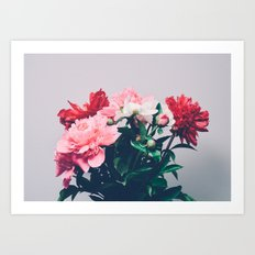 flowers25 Art Print