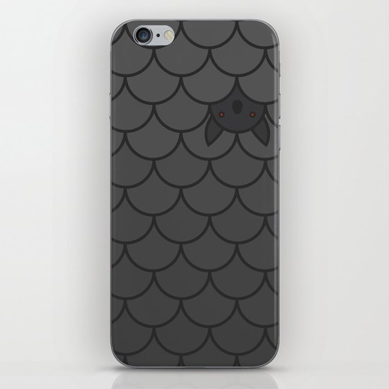 The Last Bat iPhone & iPod Skin