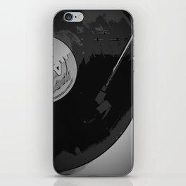 Vinyl 1 iPhone Skin