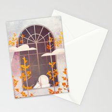 Outside The Window Stationery Cards