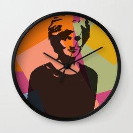 Diana - Queen of Hearts Wall Clock