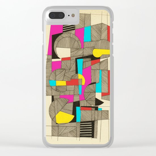 - architecture#03 - Clear iPhone Case