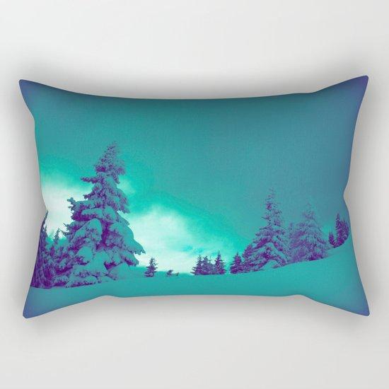 Lay Me Down Rectangular Pillow