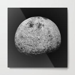 Moon II Metal Print