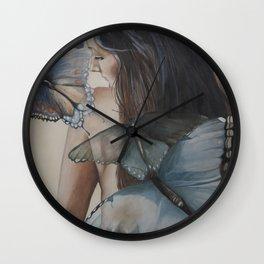 Earth Angels Wall Clock