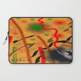Homage to Balzac n.5 Laptop Sleeve