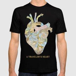 A Traveler's Heart T-shirt