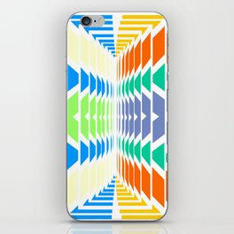 INDIAN ABSTRACT iPhone Skin