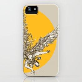 Icarus iPhone Case