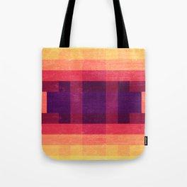 Summer Dreams Abstract Tote Bag