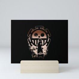Submarine of Pirates Mini Art Print