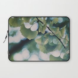 Rain in Yoyogi-kōen Laptop Sleeve