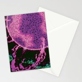 Cosmic Chaos - Solar Ip Stationery Cards