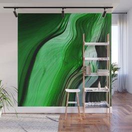 Liquid Grass Wall Mural