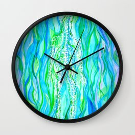 Body of Light Wall Clock