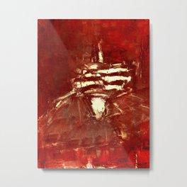 Xangô Metal Print