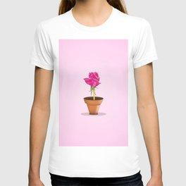 Little Pink Rose T-shirt