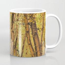 Bronzed Aspen Trunks Coffee Mug
