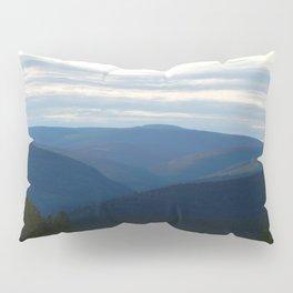 Wild Mountain Pass Pillow Sham