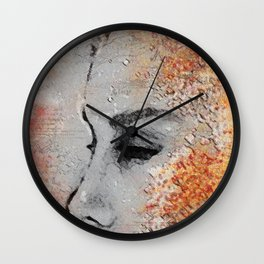 Emptiness (or... to make you happy) Wall Clock