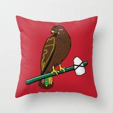 Blackhawk II Throw Pillow