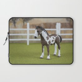 The Little Painted Pony Laptop Sleeve