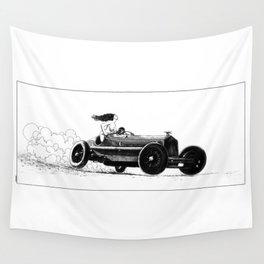 asc 708 - L'ivresse de la vitesse (Need for speed) Wall Tapestry