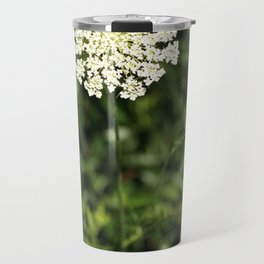 Queen Anne's Lace. Travel Mug