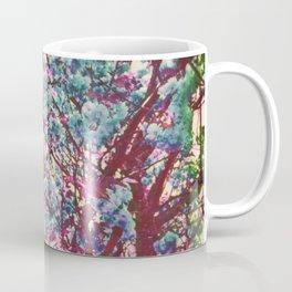 Dogwood Mixed Tones Coffee Mug