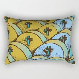 graveyard Rectangular Pillow