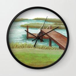 Dock Wall Clock