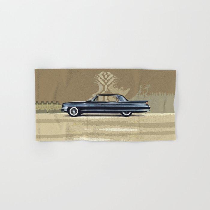 1961 Cadillac Fleetwood Sixty-Special Hand & Bath Towel