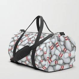 Bowling pins Duffle Bag