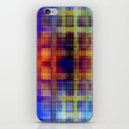 Pattern multicolored 27 iPhone Skin
