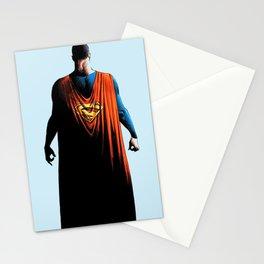 super man Stationery Cards