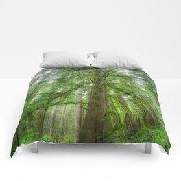 Ethereal Tree Comforters