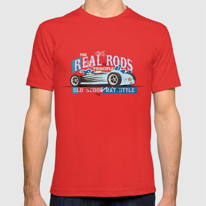 hot rod teeshirt T-shirt
