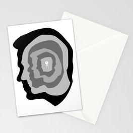 Star Trek Head Silhouettes Stationery Cards