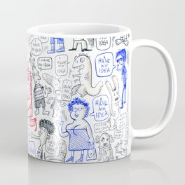 I have no Ideas, serch for characters Coffee Mug