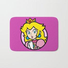 Princess Toadstool Bath Mat