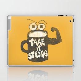 Take It Strong Laptop & iPad Skin