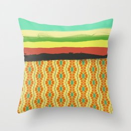 Before I Leave Throw Pillow
