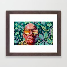 Bad Trip Framed Art Print